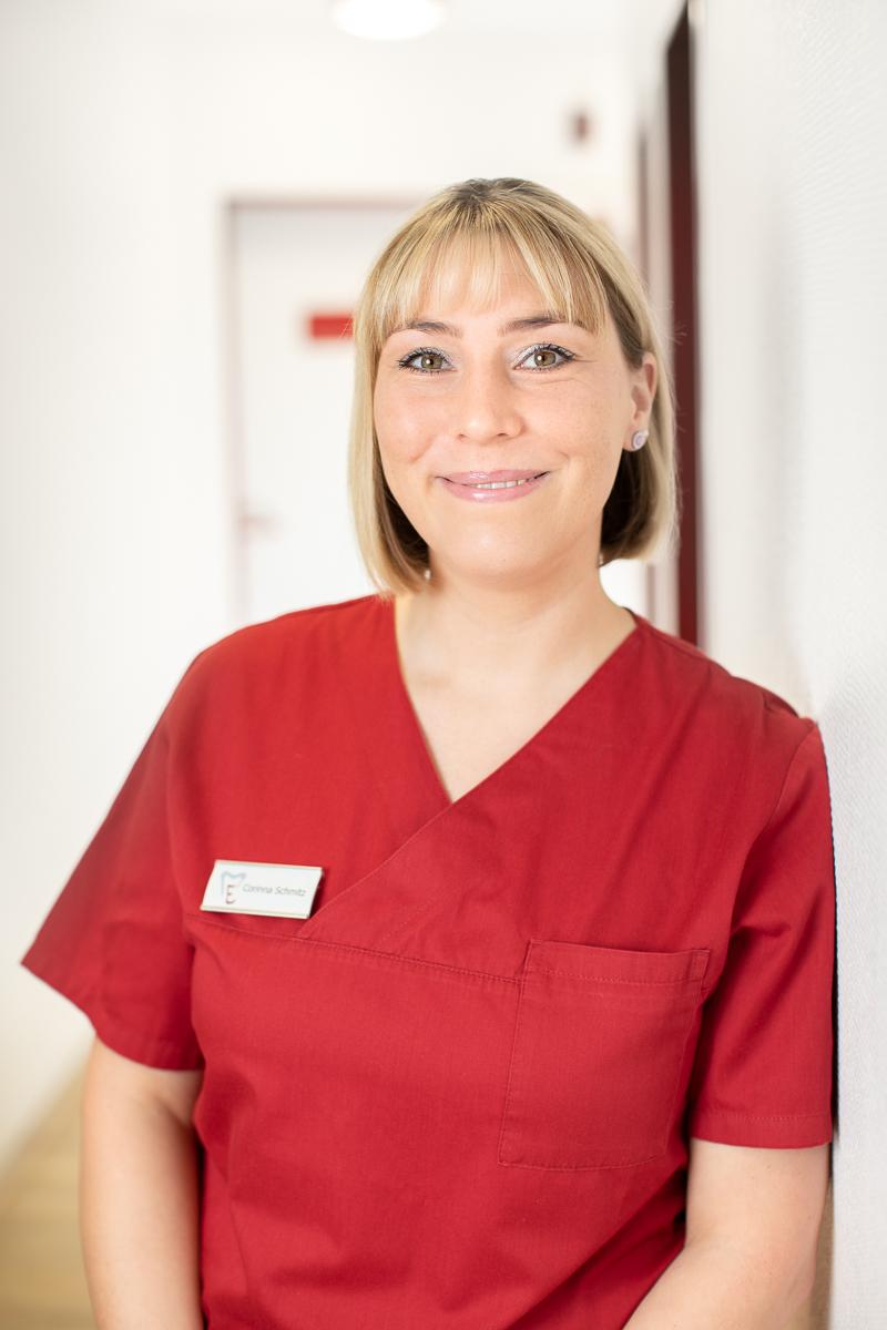 Corinna Schmitz Zahnmedizinische Fachangestellte