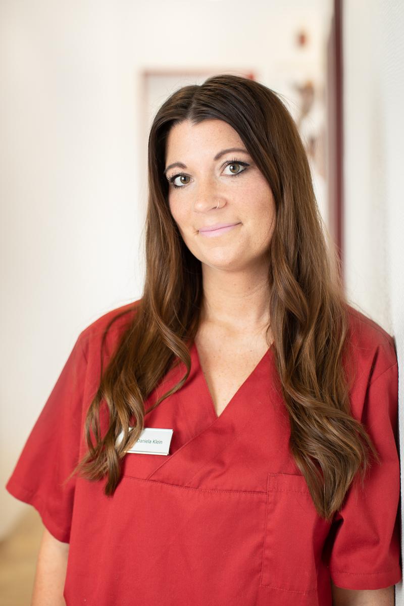 Daniela Klein Zahnmedizinische Fachangestellte