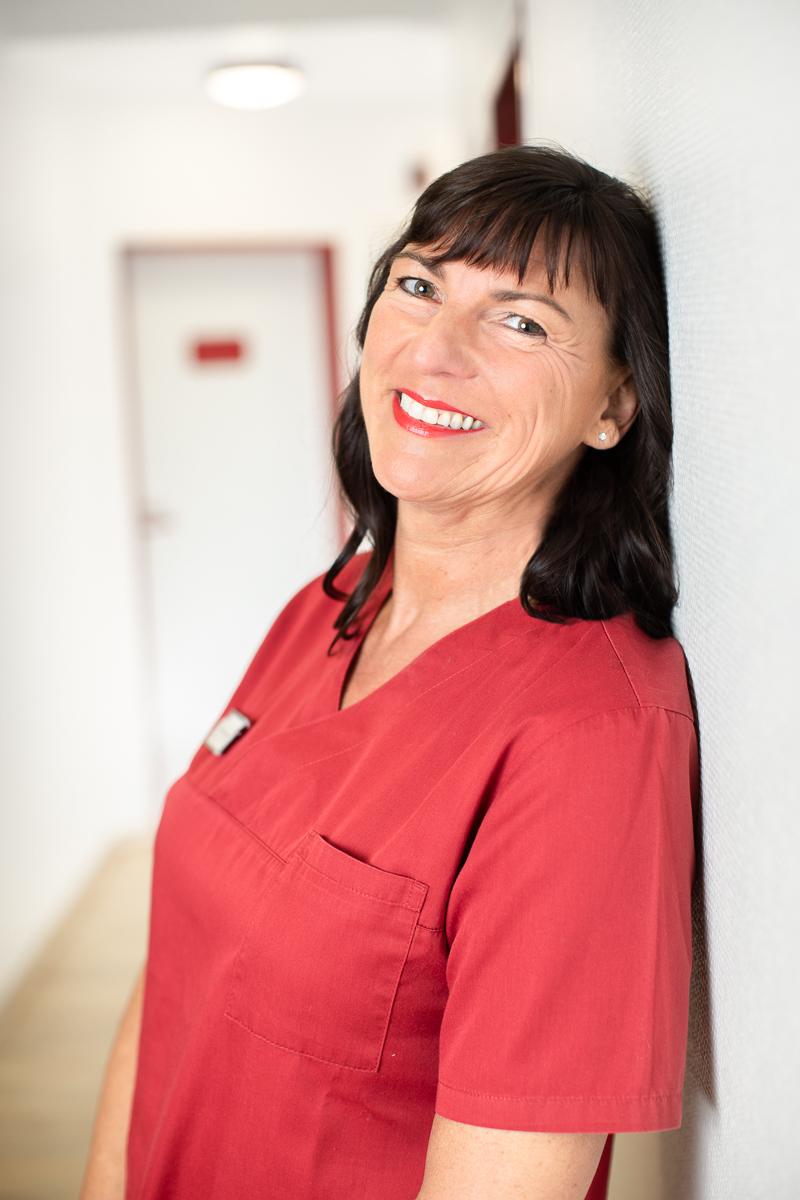 Ulrike-Berghammer Zahnmedizinische Prophylaxeassistentin